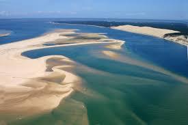 LIEUX TOURISTIQUES:  Parc national du banc d'Arguin de Mauritanie