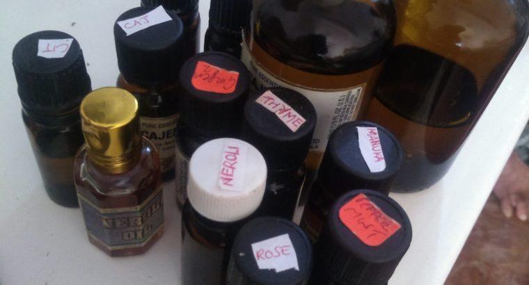 Huiles essentielles 100% pure parfum absolue massage aromathérapie aromatiques